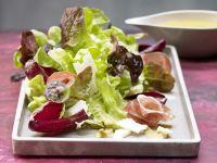 Schinken-Käse-Salat Rezept