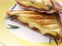 Schinken-Käse-Toast Rezept