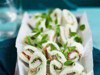 Schinken-Sandwiches