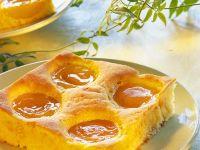 Schmandkuchen mit Aprikosen Rezept