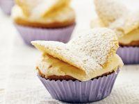Schmetterlings-Muffins Rezept