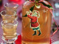 Schnaps zu Weihnachten Rezept