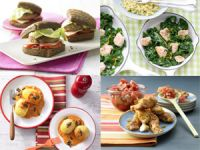 10 schnelle Abendessen