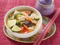 Schnelle Thaisuppe Rezept