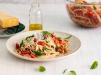 Schnelle Tomatensauce Rezept