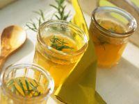 Schnelles Apfelgelee mit Rosmarin Rezept