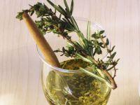 Schnitzel mit Kräutern der Provence
