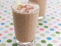 Schoko-Bananen-Shake mit Haselnuss Rezept