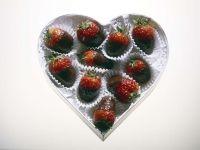 Schoko-Erdbeeren Rezept