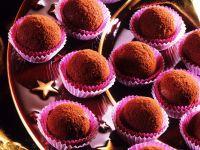 Schoko-Erdbeerpralinen Rezept