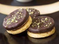 Schoko-Pistazien-Kekse Rezept