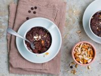 Schoko-Tassenkuchen mit Mandeln Rezept