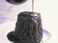 Schokoküchlein mit Schokoladensauce Rezept
