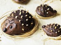 Schokoladen-Igel Rezept