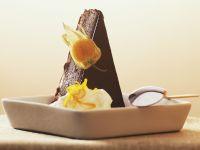 Schokoladenkuchen auf holländische Art Rezept