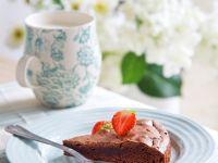 Schokoladenkuchen aus Schweden Rezept