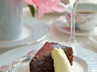 Schokoladenkuchen mit Rote Bete Rezept