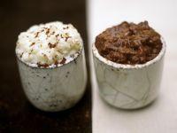 Schokoladenreis und Milchreis mit Zimt Rezept