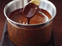 Schokoladensauce Rezept