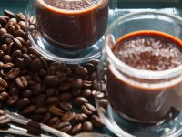 Schokopudding mit Kaffee Rezept