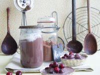 Schokosauce mit Cranberries Rezept