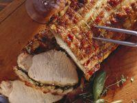 Schweinebraten auf italienische Art Rezept