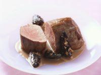 Schweinefilet mit Morchelrahmsauce Rezept
