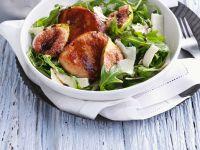 Schweinefilet mit Salat Rezept