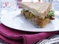 Schweinefilet-Sandwich Rezept
