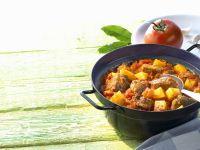 Schweinefleisch-Gemüse-Eintopf Rezept