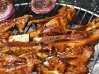 Schweinerippen vom Grill Rezept