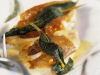 Schwertfisch im Saltimbocca-Stil Rezept