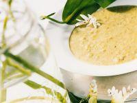 Seerosenblüten-Suppe Rezept