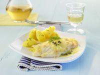 Seezunge mit Zitronensauce Rezept