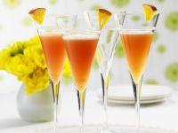 Sekt mit Orange und Grapefruit Rezept