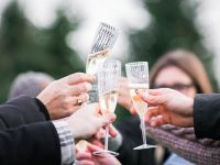 Prosit Festtage: Sind Sekt und Wein vegan?