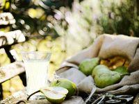 Sellerie-Fruchtsaft