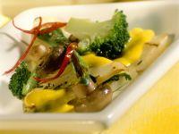 Sellerie-Kokos-Curry und Reis Rezept