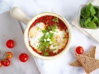 Shakshuka: Köstliche Eierspeise