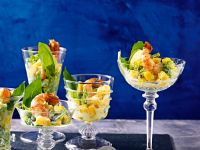 Shrimp-Cocktail mit Mango Rezept