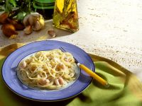 Shrimps-Nudeln Rezept