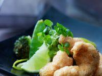 Shrimps-Tempura Rezept