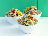 Shrimpssalat Rezept