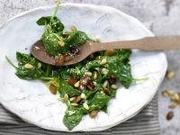 Sizilianischer Spinat Rezept