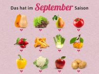 Was hat Saison im September?