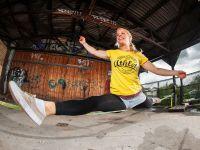 Slackline-Training: Endlich ein gutes Körpergefühl!