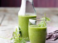 Smoothie mit Birne und Feldsalat Rezept