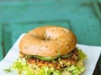 Soja-Burger Rezept