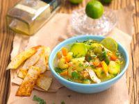 Sopa de Lima Rezept