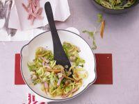 Spätzle mit Schinken und Gemüse Rezept